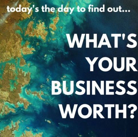 Start your business valuation today for free!