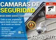 Cámaras de seguridad HD profesionales Houston