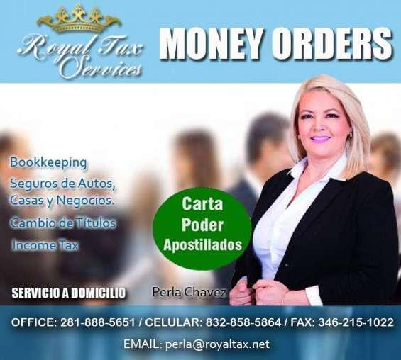 Notarizaciones profesionales a domicilio