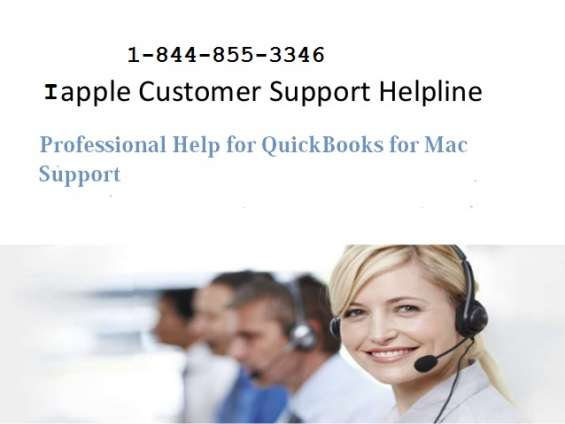 Quickbooks for mac support | 1-844-855-3346 | mac toll free number