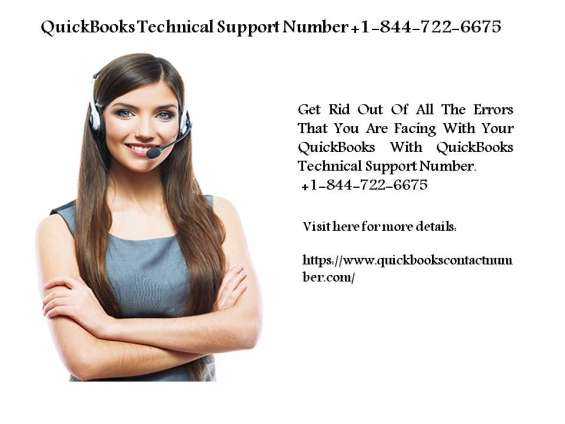 Quickbooks support phone number +1-844-722-6675 quickbooks technical support
