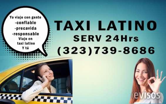 Taxi latino las 24 horas