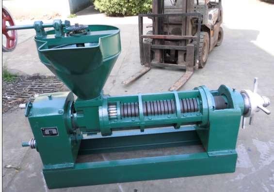 Prensa extrusora meelko de oleaginosas extracción de aceites 550-700 kg/hr