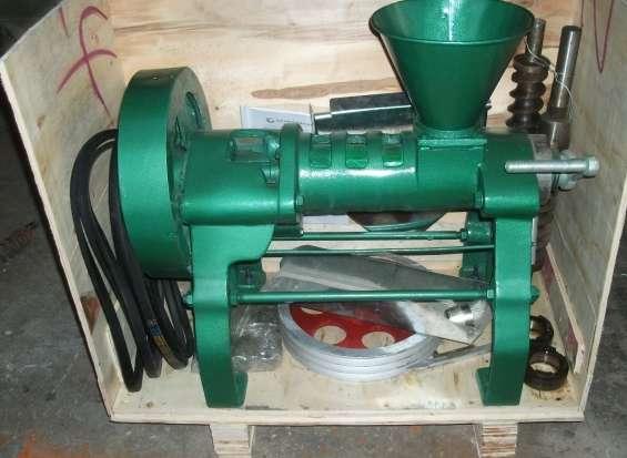 Prensa extrusora meelko de oleaginosas extracción aceites 30-40kg/hr