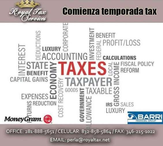 Impuestos, te ayudamos a prepararlos