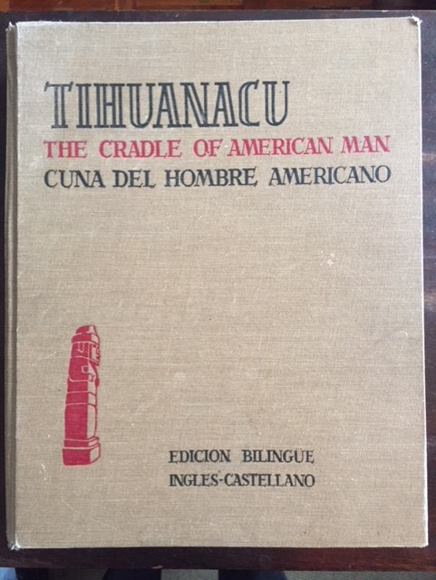 Tiahuanacu linro de arthur posnansky