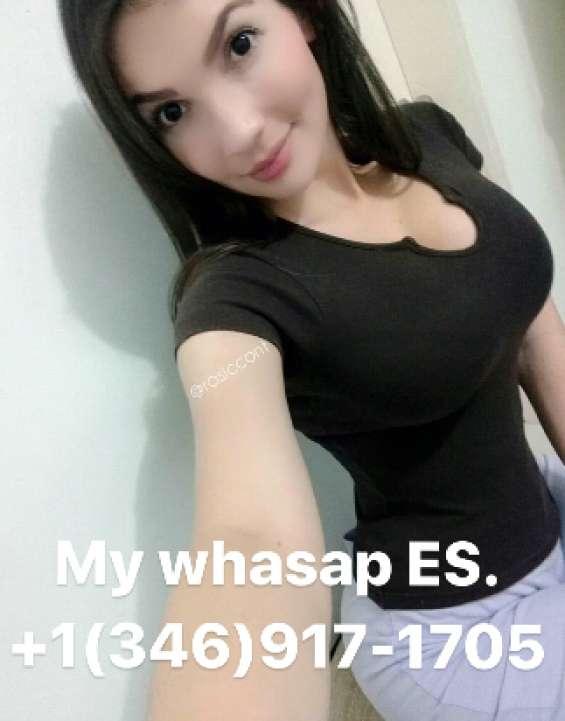 Hay oferta 6 hora por 120 my whasap es. 346-917-1705