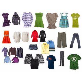 Pallets de ropa nueva pacsu y rue21