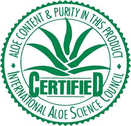 Plena certificacion nacional e internacional a los productos forever living products