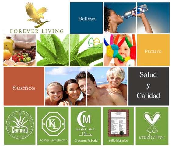 Forever living products es más muchos más que excelentes  productos