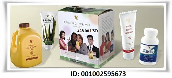 Kit completo de productos forever living products