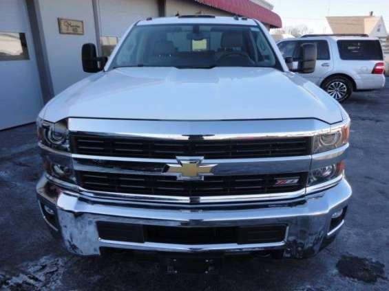 Chevrolet silverado 3500hd ltz crew cab lb 4wd - $25,000