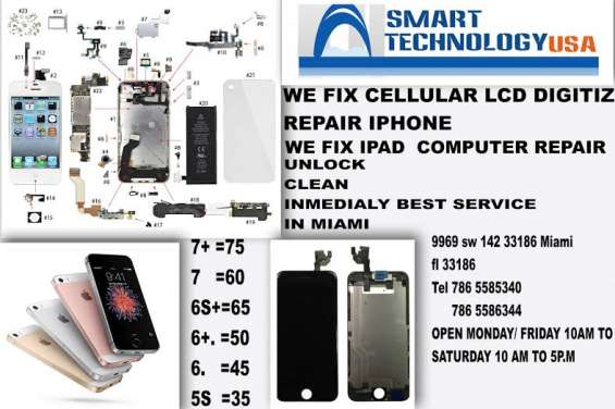 We fix your cellular