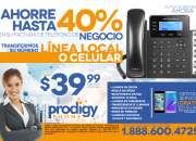 Prodigy Phone: Sistema de comunicación para empresas