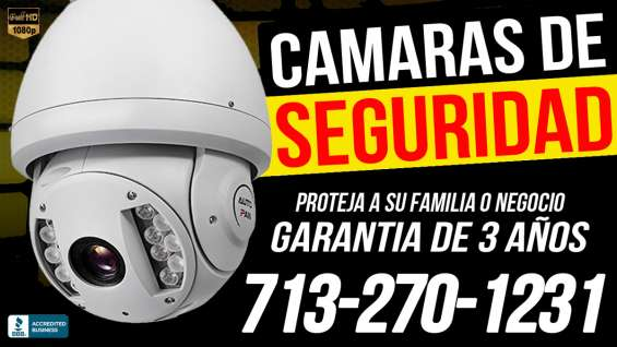 Sistemas de vigilancia/ instalaciones y venta