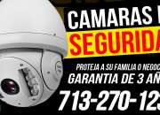 Camaras de seguridad para su negocio/hogar