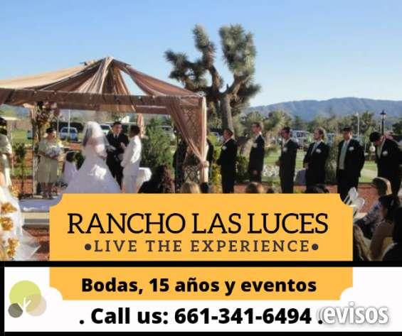Rancho para bodas y fiestas