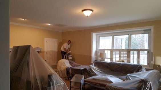 Paint maryland house