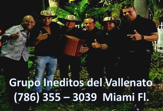 Serenata vallenata en miami / 786 355 3039