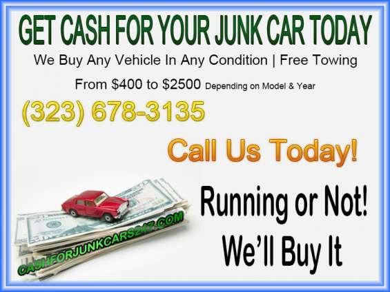 Fotos de We pay cash for junk cars! / same day 3