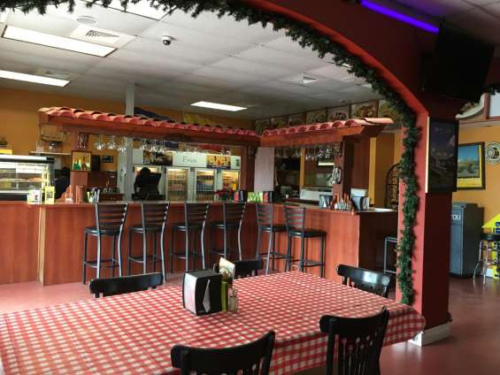 Vendo restaurant en kendall $ 55,900