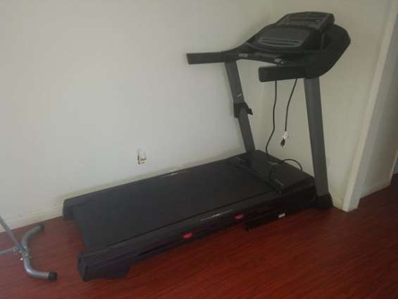 Treadmill sold in excellent condition with two years of warranty ...