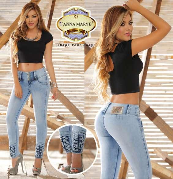 Jeans colombianos de mayoreo $9.99