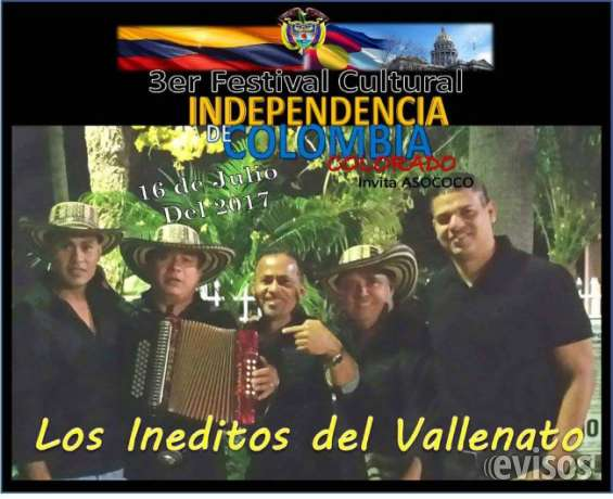 Grupo vallenato en tampa // 786 355 3039