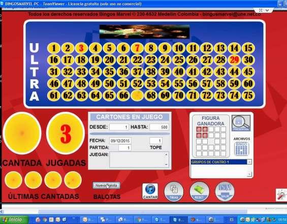 Bingoplay presenta su programa de software de bingo
