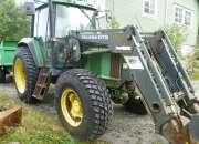 Urgente!! John Deere 6510 Turbo tractor a precio reducido