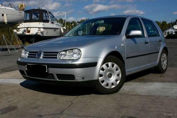 Volkswagen golf 1,4 75hk
