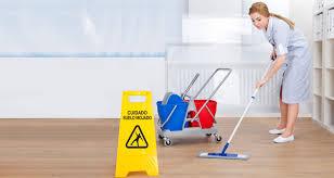 Requerimos personal de limpieza