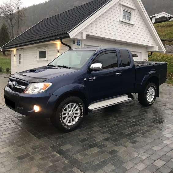 Toyota hilux 2.5-144 d 4wd 2011, 79,899 km, kr 179,275, -