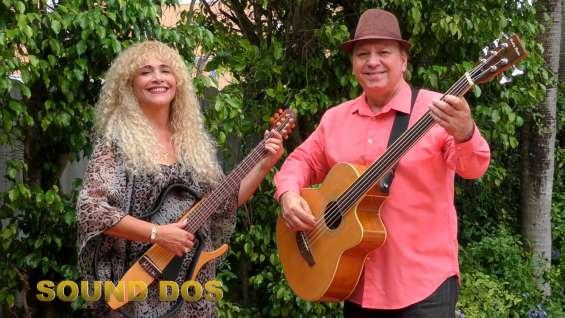 """Musica en directo para fiestas duo cubano """"sound dos"""""""
