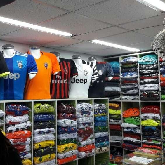 Uniformes camisetas de fútbol
