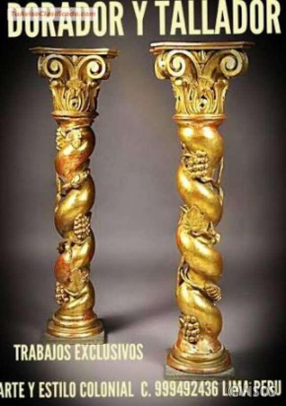 Antigüedades especialsta restaurador lima perú