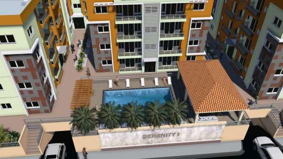 Apartamento en san isidro con piscina