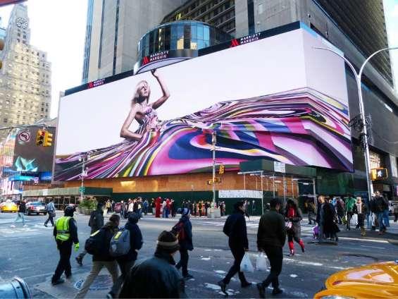 Fotos de Publicidad exterior en pantallas gigantes de leds tricolor 1