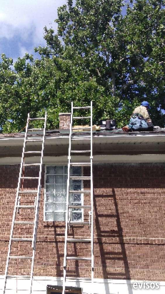 Servicios de reparacion de techos canales saire