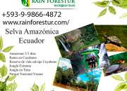 Mejores tours en galapagos, viajes de aventura en ecuador