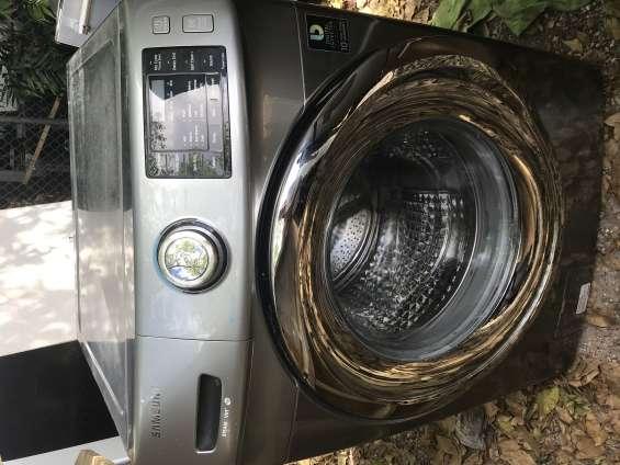 Kit de lavadora y secadora samsung