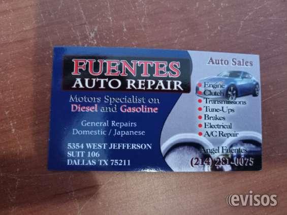Mecanic service