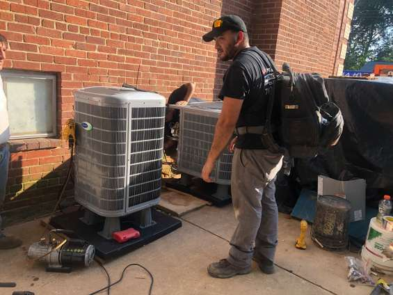 Hvac and furnace in virginia usa - (703) 593- 0687