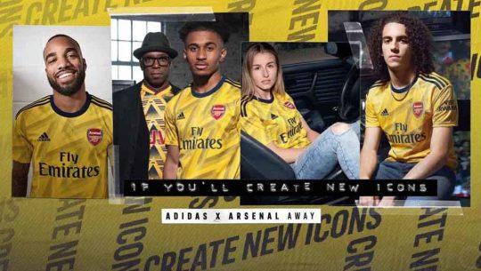 Replica camiseta de futbol arsenal barata 2019 2020