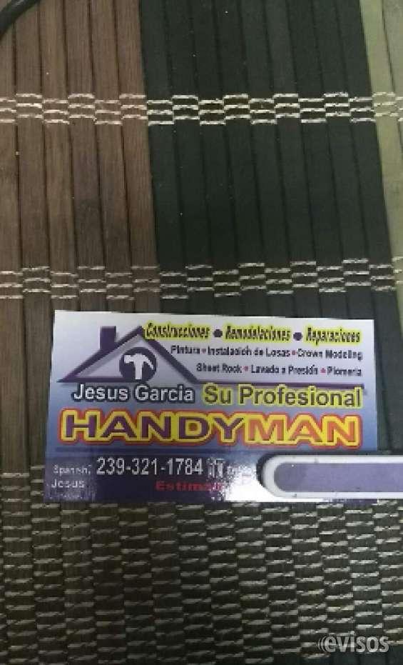Busco trabajo particular