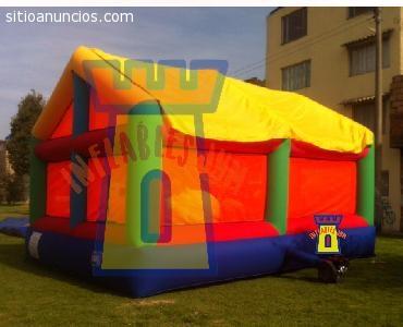 Saltarines alquiler venta dummies whatsapp 3017297980