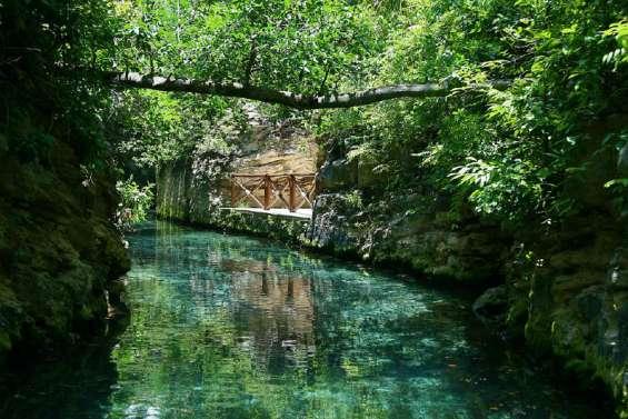 Terrenos ecologicos en cancun zona cenotes