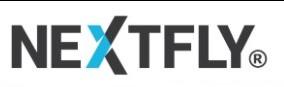 Nextfly website design