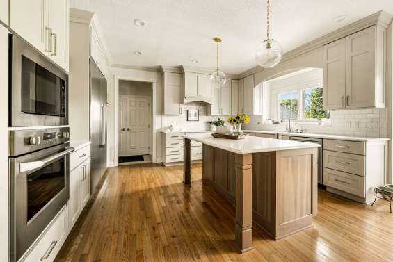 Renovate your lovely kitchen into modular & classic arena