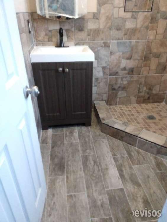 Tile shower's